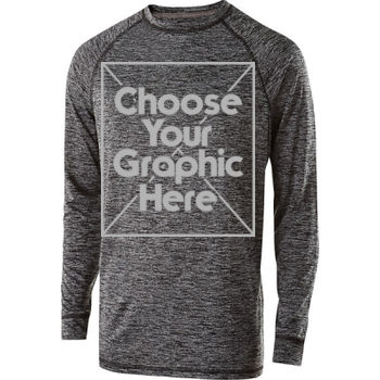 Make Your Own - Holloway Electrify 2.0 Shirt Long Sleeve Thumbnail