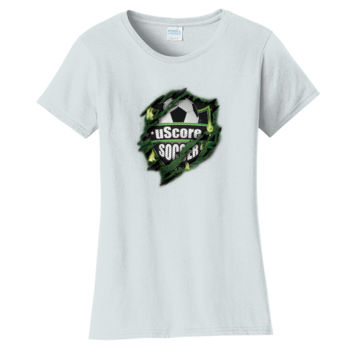 Burnt Crest - Ladies Fan Favorite Tee Thumbnail