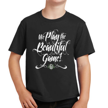 Beautiful Game - Youth Fan Favorite Tee Thumbnail